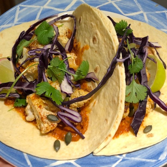 Veganuary Round Up, Cauliflower Tacos, Two Souls One Path