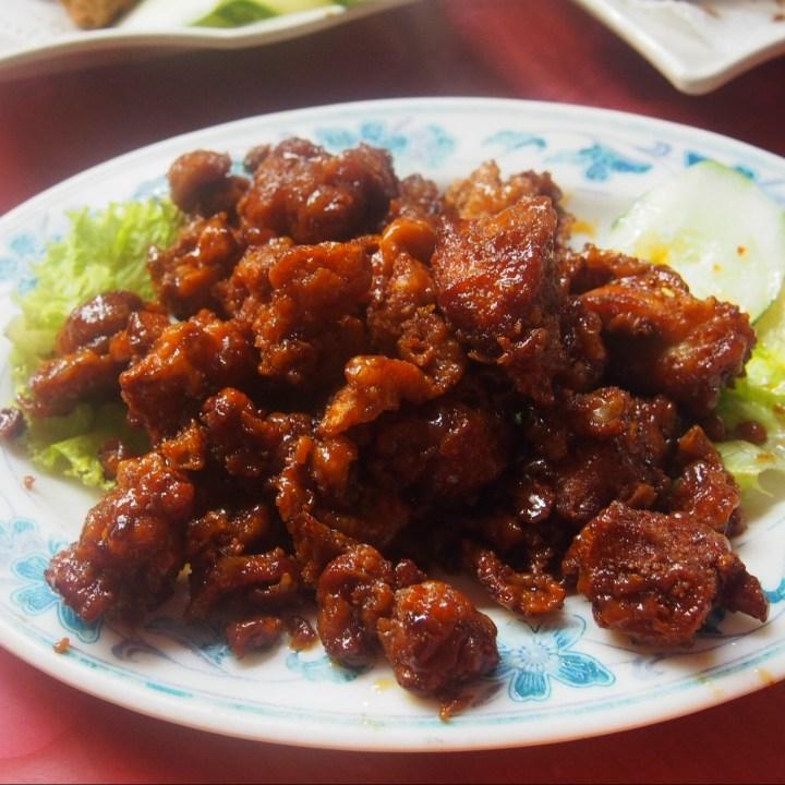 KEK Keng Eng Kee Marmite Chicken