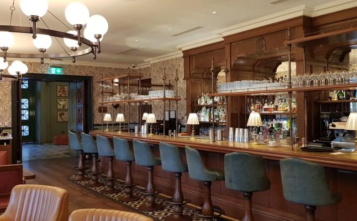 Bar Luxury University Arms Hotel Cambridge