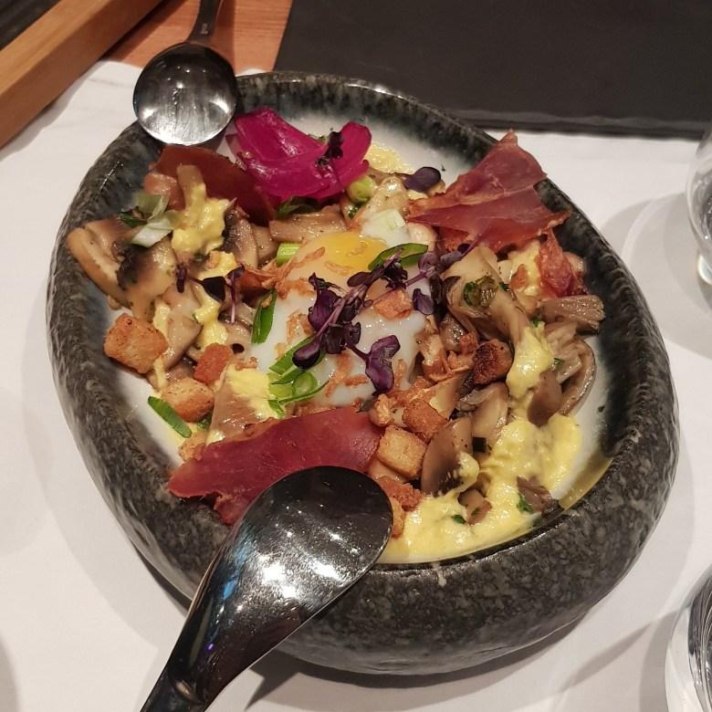 Casa Nostra Les Deux Alpes Top 5 Restaurants Mushroom Omelette