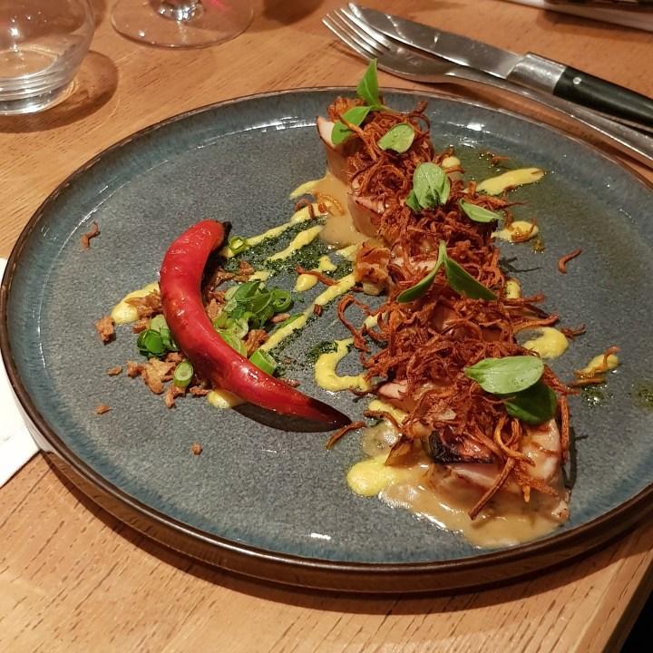 Casa Nostra Les Deux Alpes Top 5 Restaurant Salmon