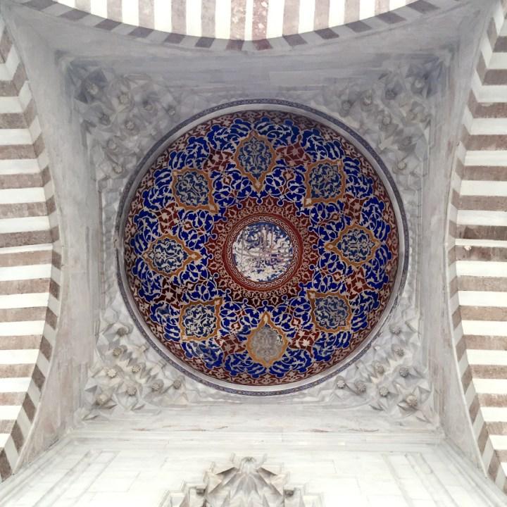#Istanbul #bluemosque #sultanahmetmosque #entranceway