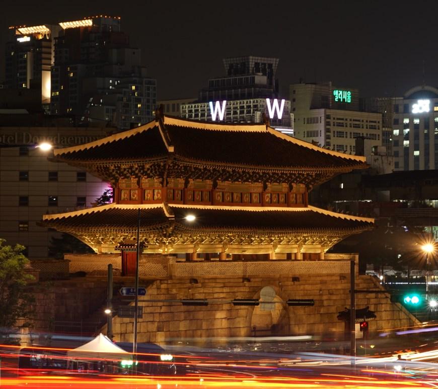 Seoul Itinerary Travel Tips Dongdaemun Gate