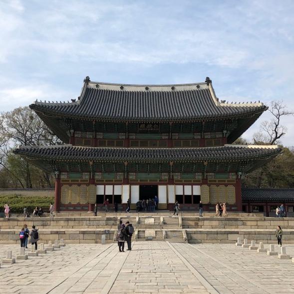 Seoul Itinerary Travel Tips Changdeokgung Palace