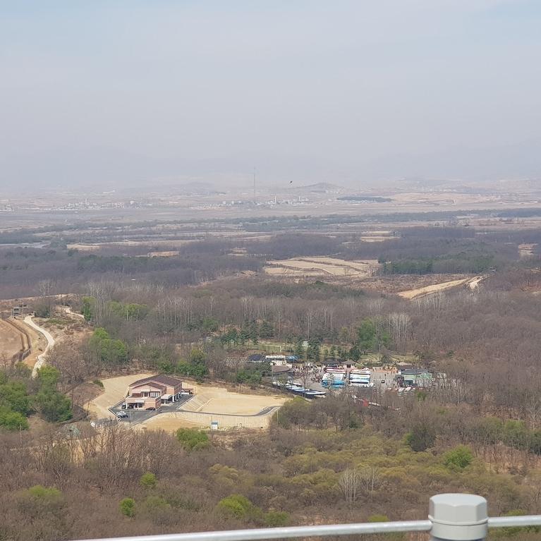 Seoul Itinerary Travel Tips DMZ Peace Village