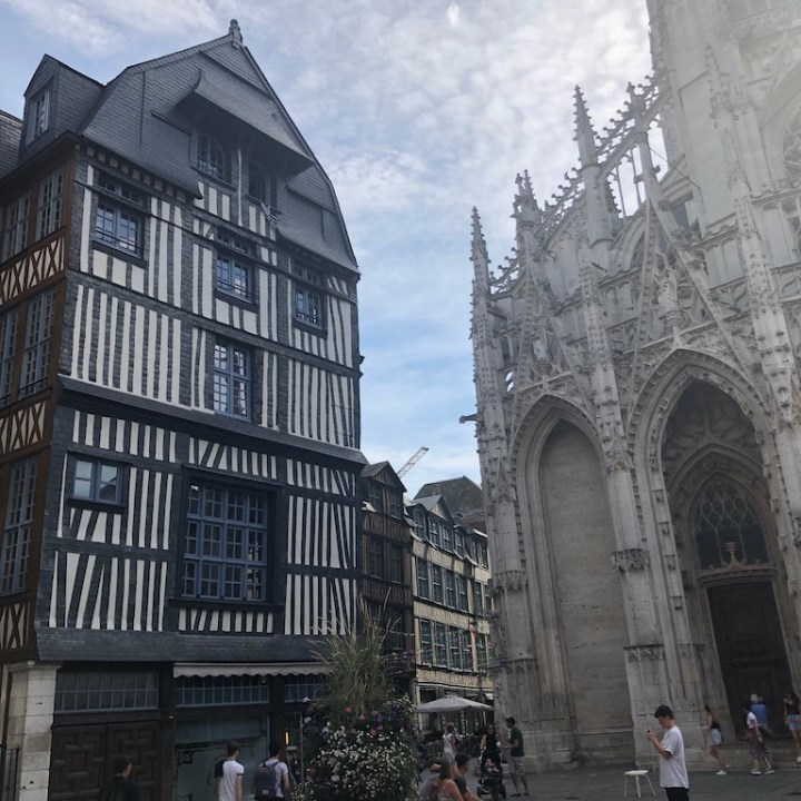 North France Driving Itinerary Travel Tips Rouen