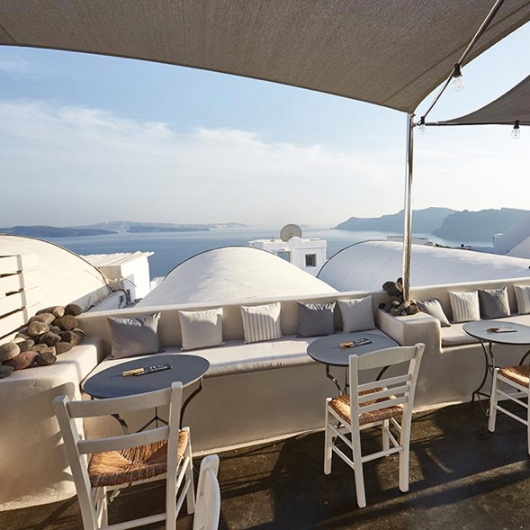 Holiday Santorini Itinerary Travel Tips Melitini View Best Dinner