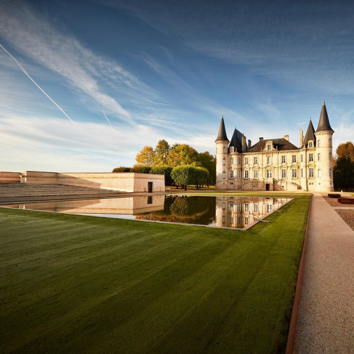Northern Western France Driving Road Trip Itinerary Travel Tips Chateau Pichon Baron