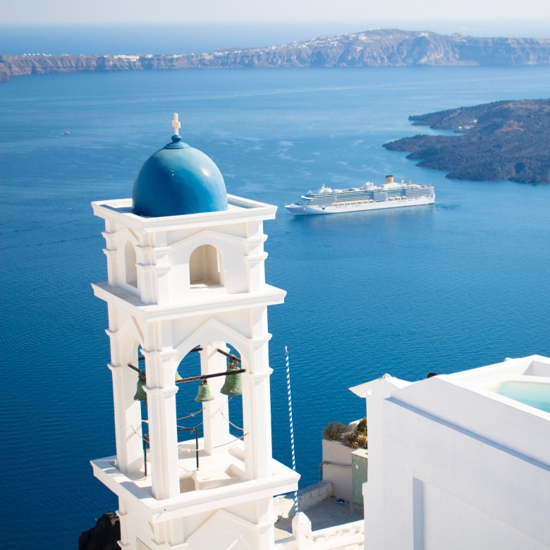Santorini Holiday Itinerary Travel Tips Imerovigli View
