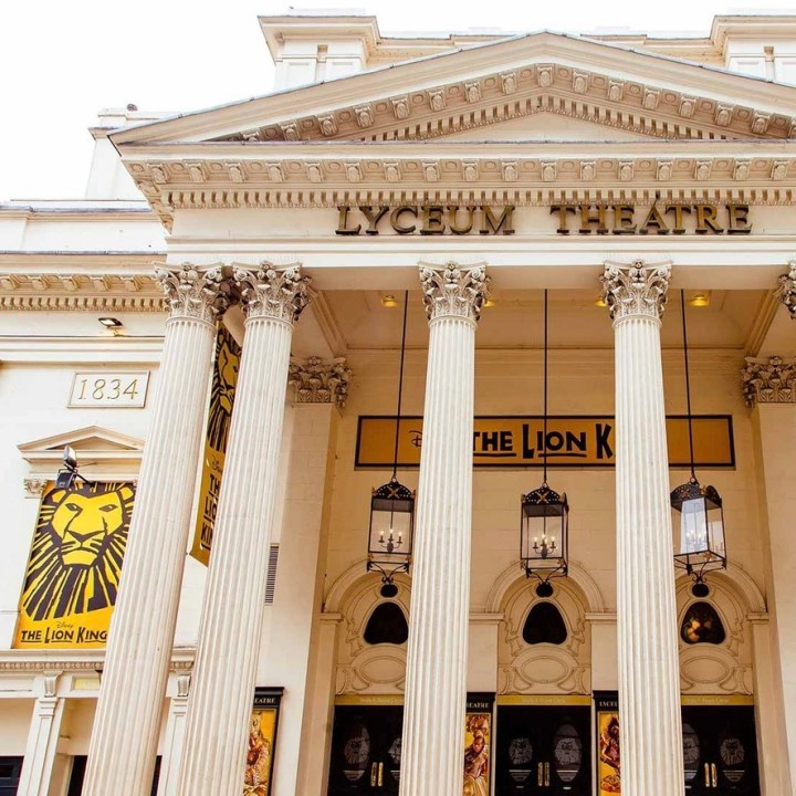 Holiday London Itinerary Travel Tips West End Theatre Lyceum