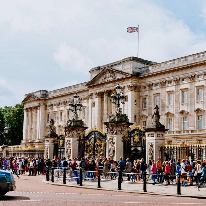 Holiday London Itinerary Travel Tips Days Buckingham Palace