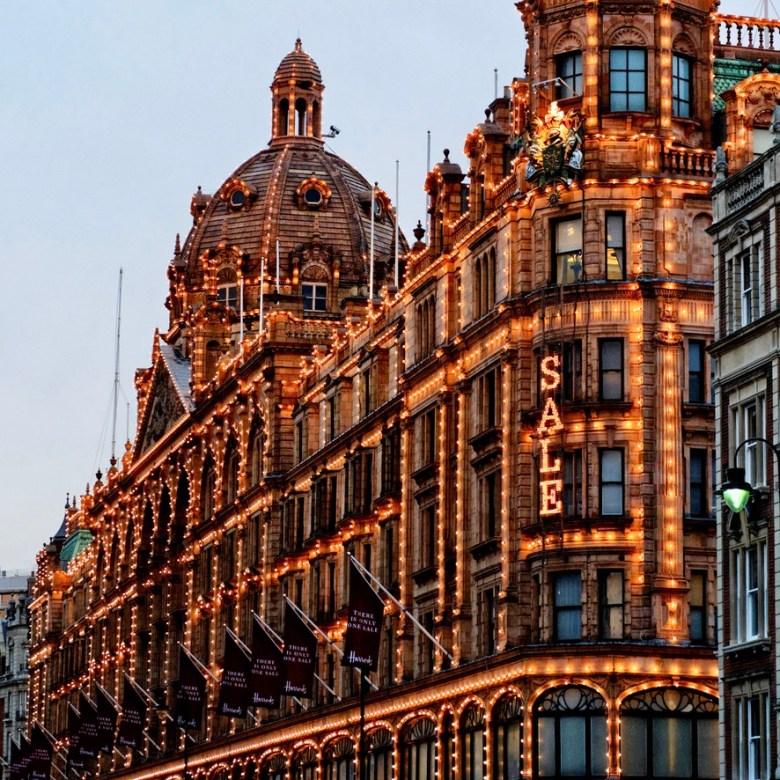 Holiday London Itinerary Travel Tips Harrods Days