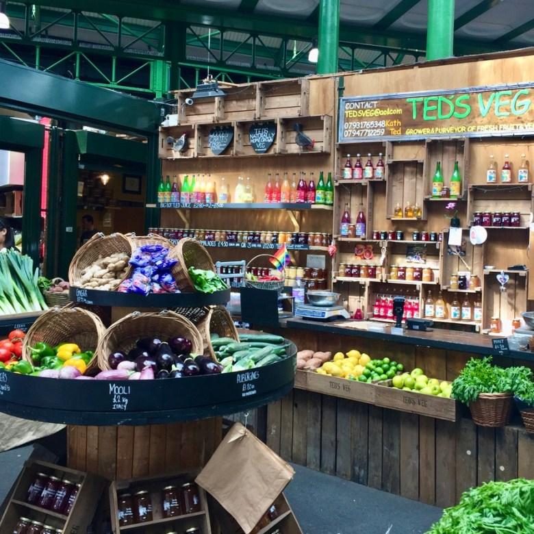 Holiday London Itinerary Travel Tips Borough Market