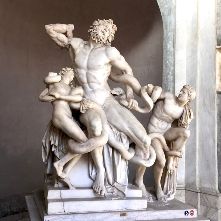 Rome Travel Itinerary Travel Tips Vatican Museums Laocoon