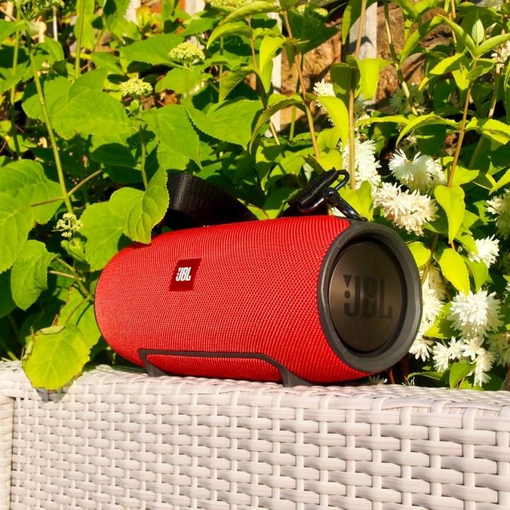 Best bluetooth portable speaker JBL Xtreme long term review garden