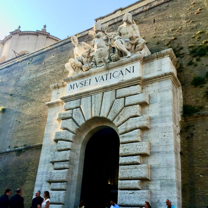 Rome Travel Itinerary Travel Tips Vatican Museums Entrance