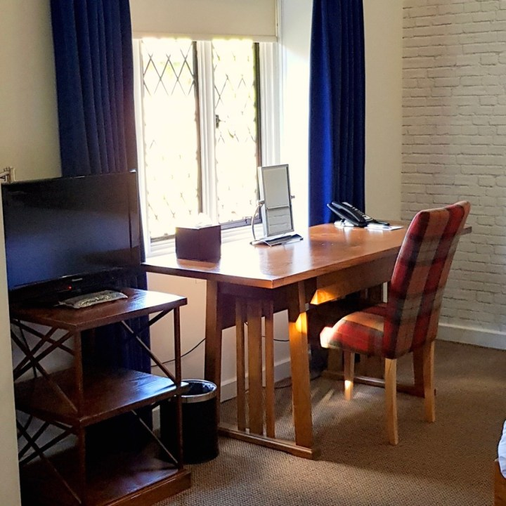 Great Fosters Luxury Country Home Weekend Retreat Central London Hotel Review Spacious Super King Suite