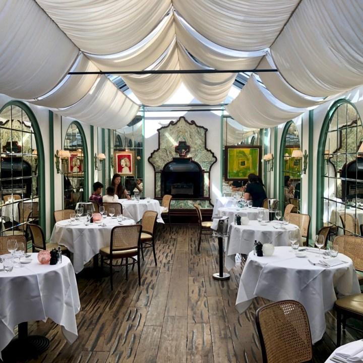 Daphne's Classic Italian Restaurant South Kensington Conservatory