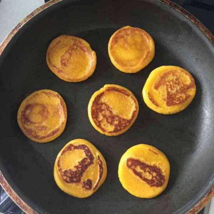 Pumpkin, vegan, diary free, egg free, dessert