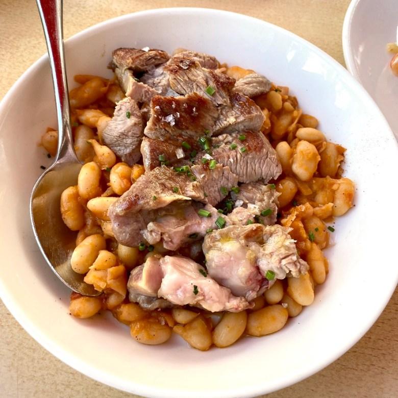 Tapas Brindisa Spanish Restaurant South Kensington Dog Friendly Al Fresco Review Lamb