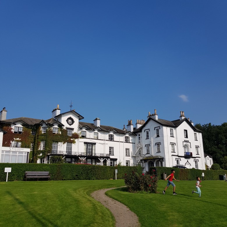 Low Wood Bay Resort Spa Lake Windermere District Luxury Active Holiday Staycation Nature Hiking Family Dog Friendly Frontage