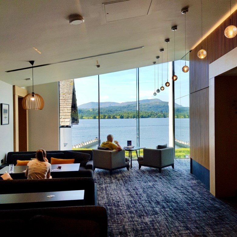 Low Wood Bay Resort Spa Lake Windermere District Luxury Active Holiday Staycation Nature Hiking Family Dog Friendly View