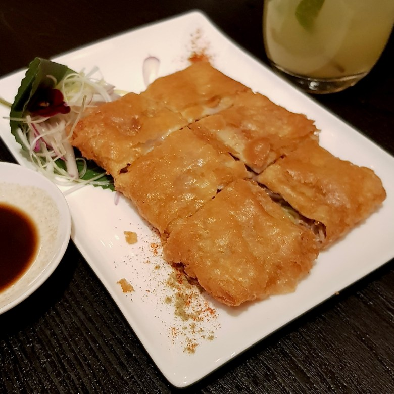 Imperial Treasure London Waterloo Place Chinese Restaurant Michelin High End St James Mayfair Cantonese Expensive Luxury Dining Lamb Pancake