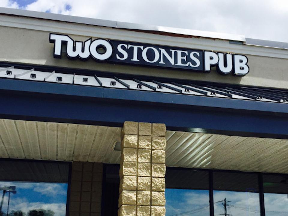 Two Stones in Wilmington Delaware 2019