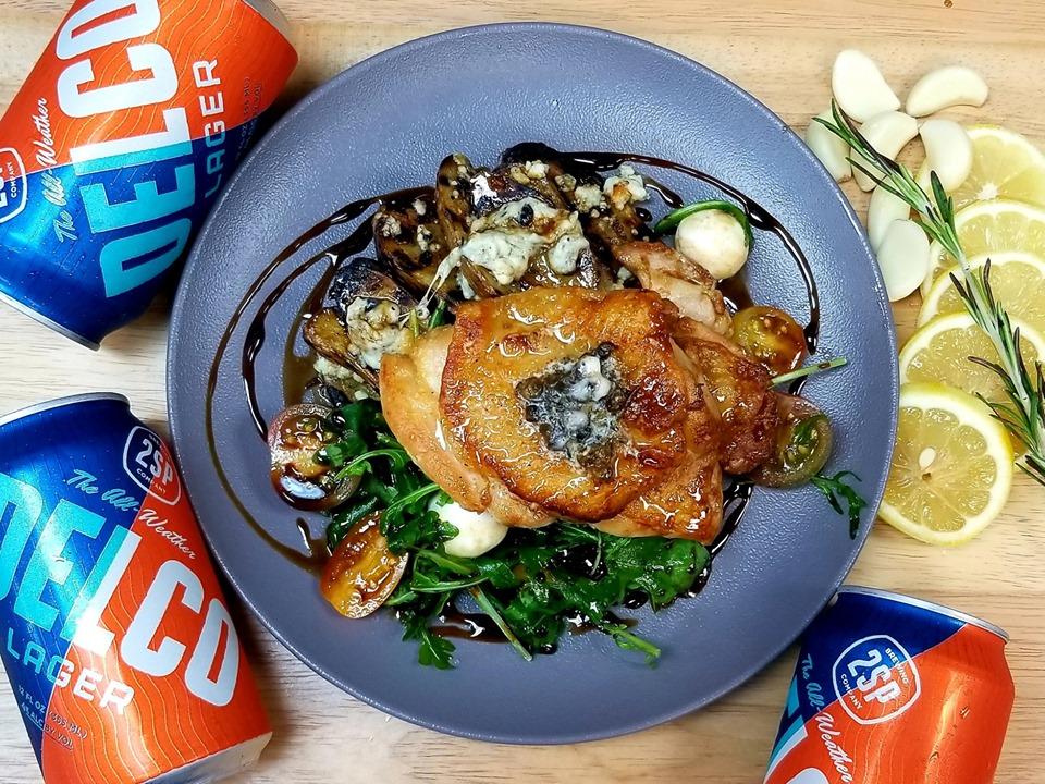 crispy skin chicken dinner delaware