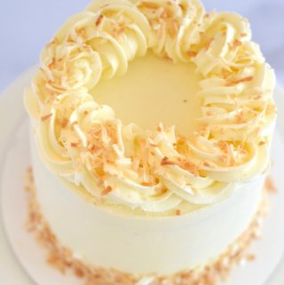 Perfect Coconut Cake