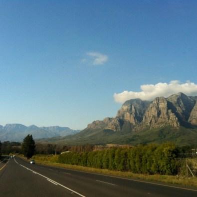 Cape Town, Stellenbosch, Franschhoek
