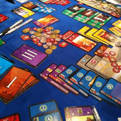 board games, seven wonders, repose, board game geek