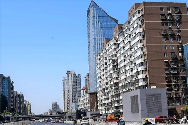 City life in Beijing Renting Apartment