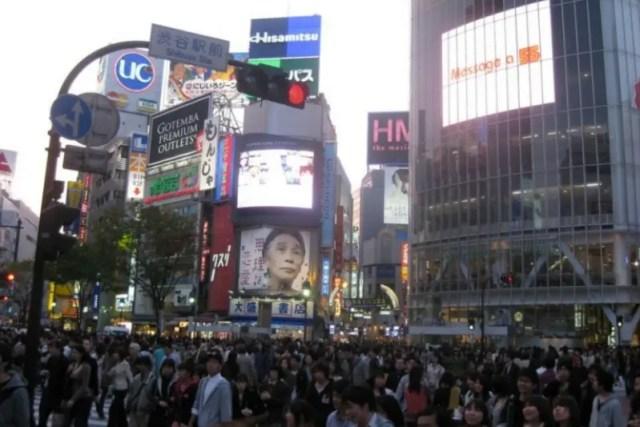 Travel Tokyo in April