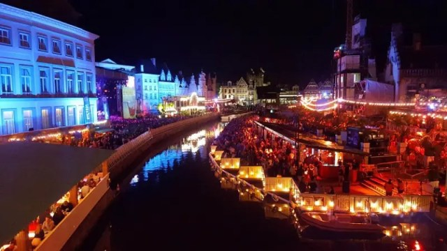 Holidays in July | Holidays To Belgium | Travel in July | Where to Visit in July | Belgium in July | Travel Ghent | #travel #ghent #belgium #europe #travel #julyholidays #summertime #holidays #travelinjuly