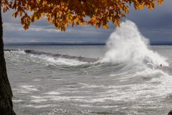 October Stirs Up Superior