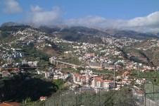 View from Pico da Cruz