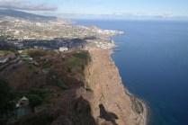 View from Cabo Girão
