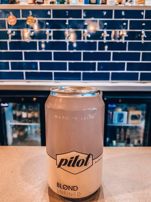 Pilot Blond Pale Ale