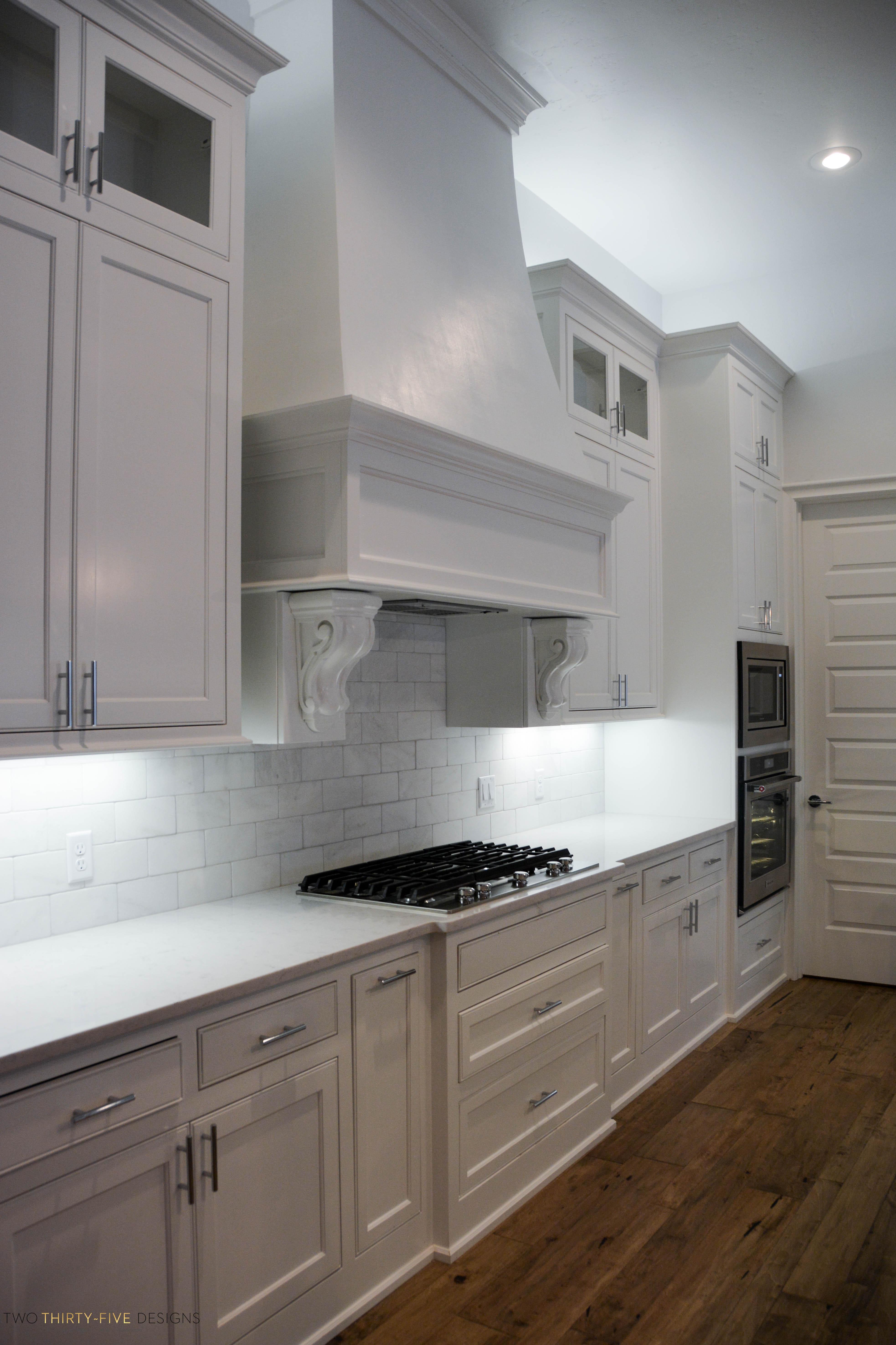 Simple White Kitchen Home Tour