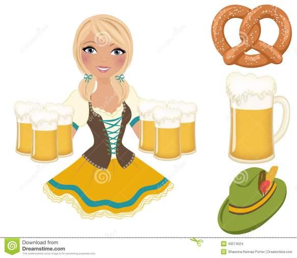 german-barmaid-oktoberfest-blonde-girl-traditional-dress-serving-large-pints-beer-separate-clip-art-set-43574024