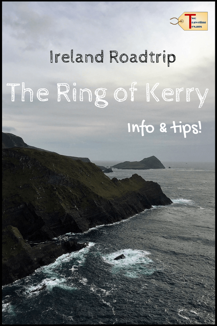 Get the scoop on what you must see when you do the scenic Ring of Kerry drive in western Ireland. #ringofkerry #ireland #countykerry #roadtrip #bucketlist #europe #scenicdrive   Ring of Kerry Ireland   Ring of Kerry Tips   Ring of Kerry Itinerary   Ring of Kerry Drive   Ring of Kerry Route   Ring of Kerry Road Trip   Kerry Ireland Bucket lists   Kerry Ireland Road trips   Kerry Ireland Travel   Kerry Ireland County   Ring of Kerry Must Sees   Ring of Kerry Attractions