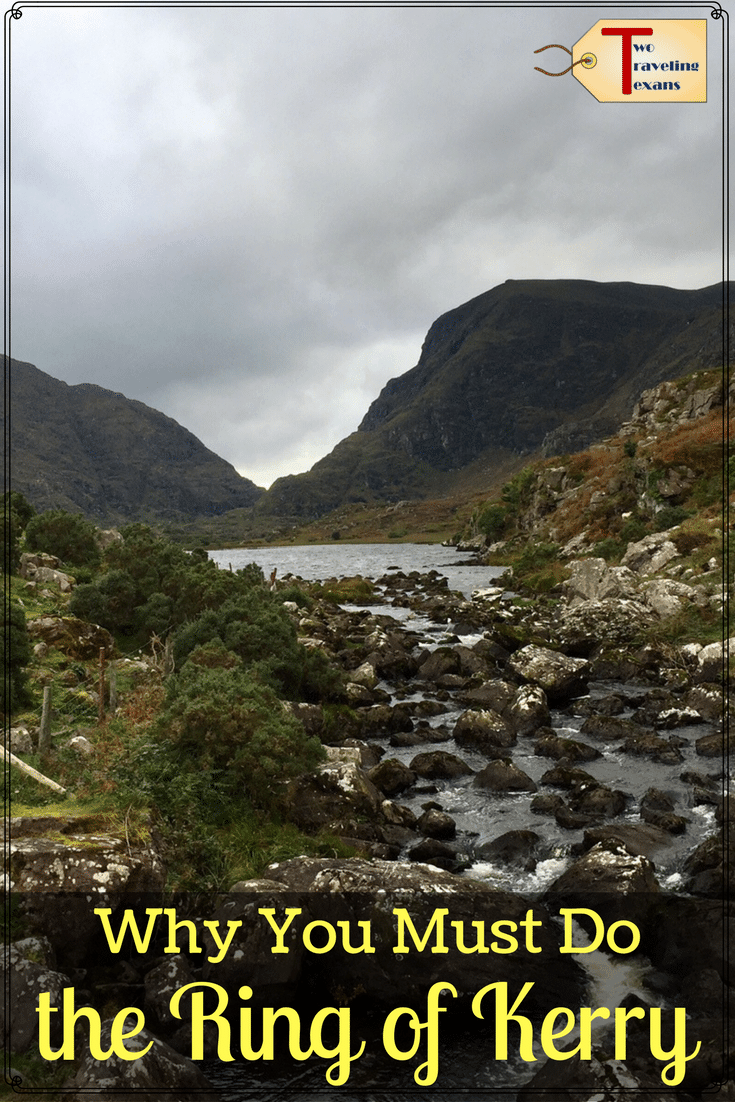A travel blog with tips for the highlights that you must see when you do the scenic Ring of Kerry drive in western Ireland.