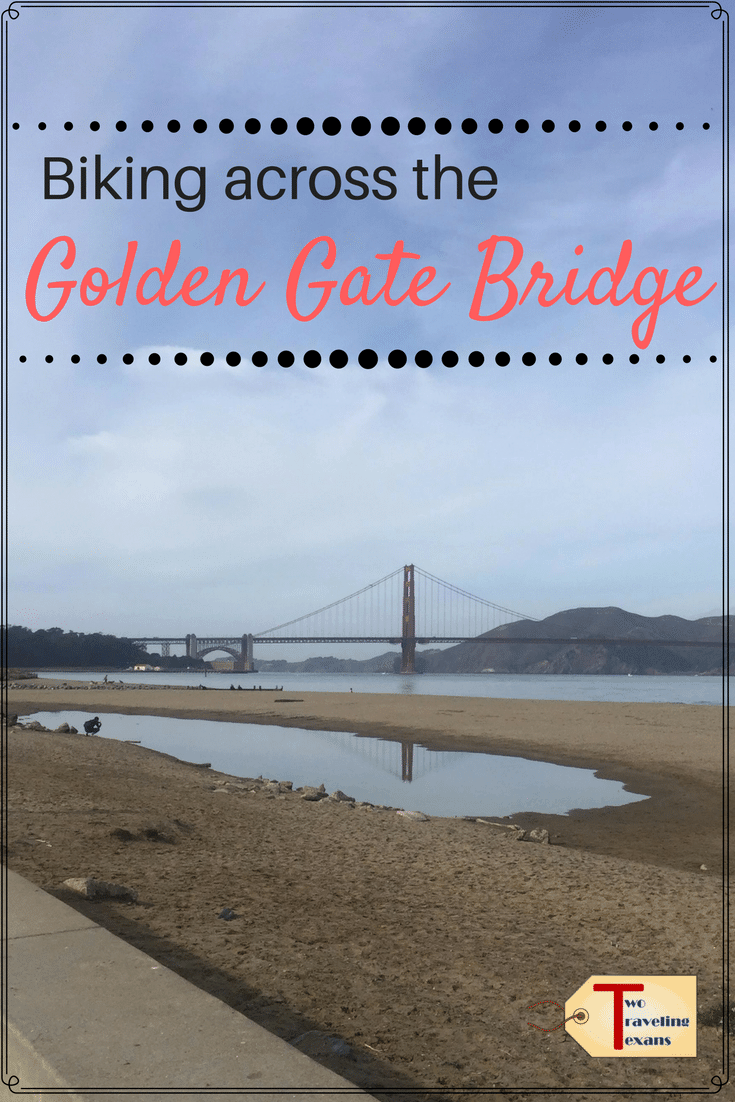 A travel blog with tips for biking across the Golden Gate Bridge to Sausilito and then taking the ferry back to Fisherman's Wharf.