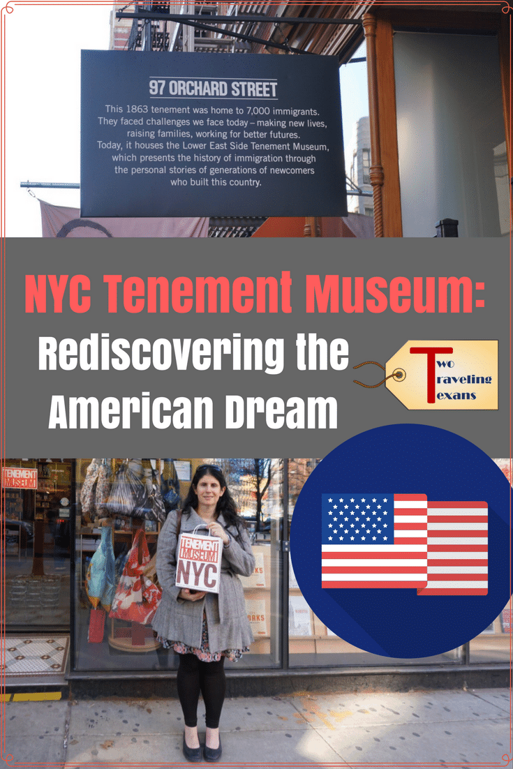 Visit the Tenement Museum in NYC to learn about the history of immigrants and their contributions to America. #nycmuseum #nychistory #newyorkcity #whattodoinnyc