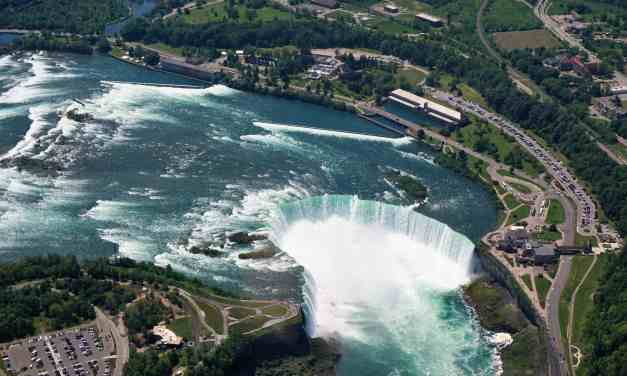 Niagara Falls Helicopter Ride to Remember