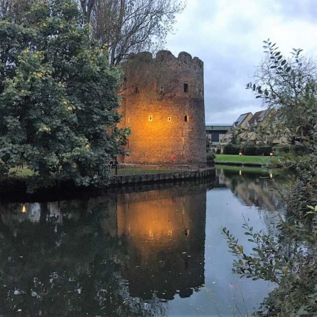 """Cow Tower, one of the historic spots in Norwich. - """"Moving To England: How and Why I Did It!"""" - Two Traveling Texans"""