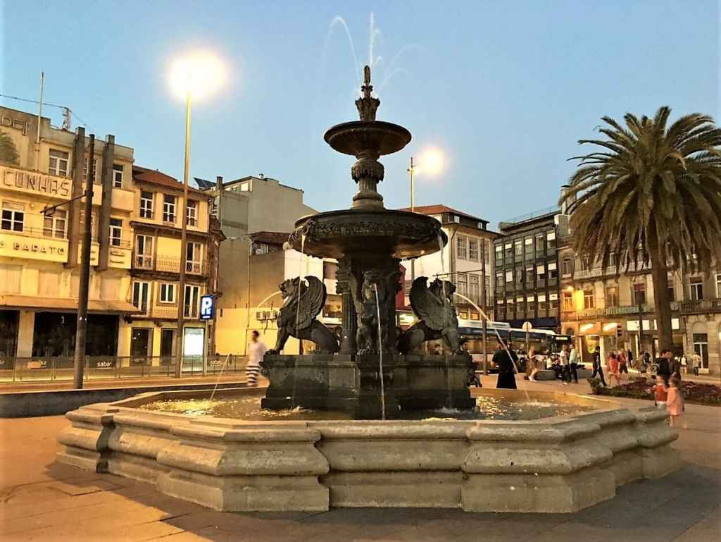 """Evening in the Old Town in Porto - """"Our Amazing Portugal Road Trip Itinerary"""" - Two Traveling Texans"""