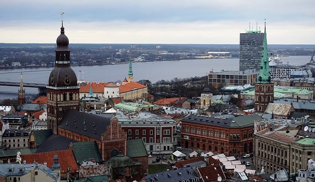 The Best Views in Riga, Latvia