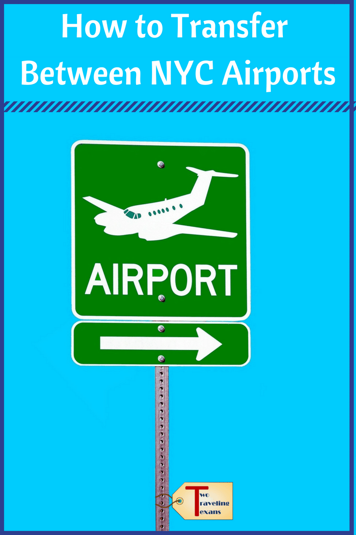Transferring between NYC airports is not easy.  Click to get all the information you need to help you get between EWR & JFK, EWR & LGA, or JFK & LGA. | transfer airport | nyc airport new york city | nyc airport transportation | ny airport | ewr airport | jfk airport tips | lga airport | travel tips airport | travel tips nyc | travel tips ny | travel tips new york city #NYC #NYCtips #nyctravel